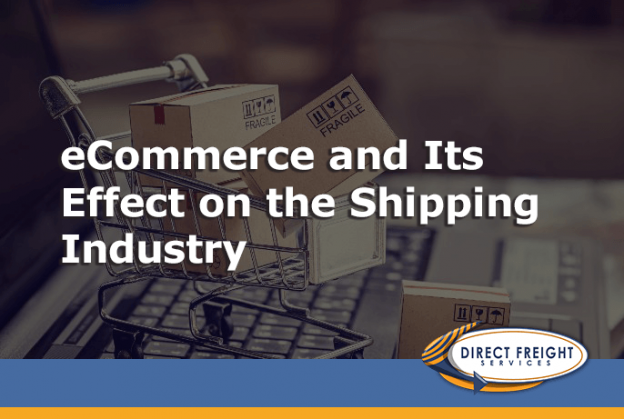 eCommerce-direct-freight-shipping-industry