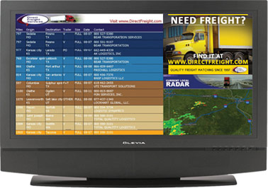 Direct Freight Network Monitor