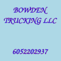BOWDEN TRUCKING LLC