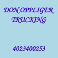 DON OPPLIGER TRUCKING