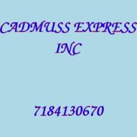 CADMUSS EXPRESS INC