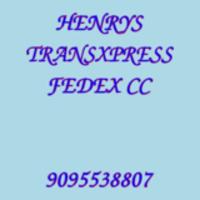 HENRYS TRANSXPRESS FEDEX CC