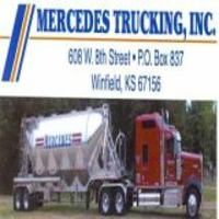 MERCEDES TRUCKING INC