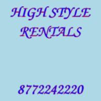 HIGH STYLE RENTALS
