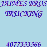 JAIMES BROS TRUCKING