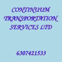 CONTINUUM TRANSPORTATION SERVICES LTD
