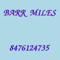BARR  MILES