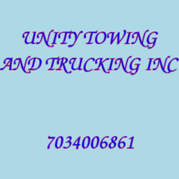 UNITY TOWING AND TRUCKING INC