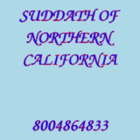 SUDDATH OF NORTHERN CALIFORNIA
