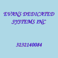 EVANS DEDICATED SYSTEMS INC