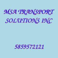 MSA TRANSPORT SOLUTIONS INC