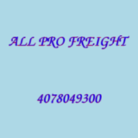ALL PRO FREIGHT