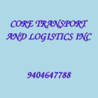 CORE TRANSPORT AND LOGISTICS INC